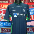 Third football shirt 2002 - 2003