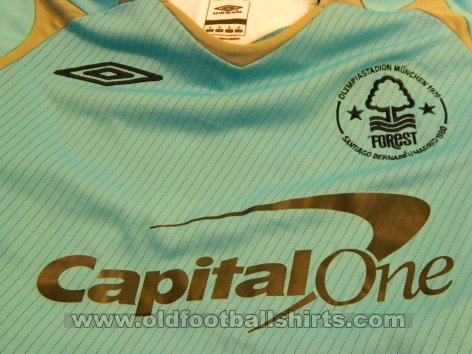 Nottingham Forest Unknown shirt type 2008 - 2009