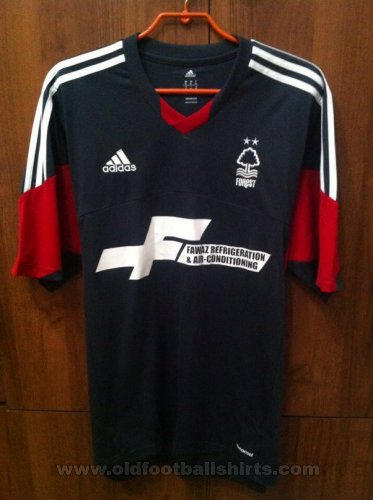 Nottingham Forest Away football shirt 2013 - 2014