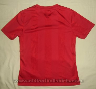 Nottingham Forest Home baju bolasepak 2010 - 2011