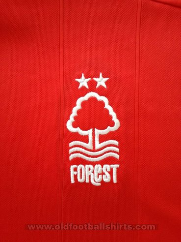 Nottingham Forest Home football shirt 2014 - 2015