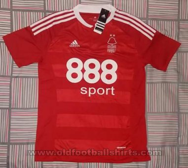 Nottingham Forest Domicile Maillot de foot 2016 - 2017