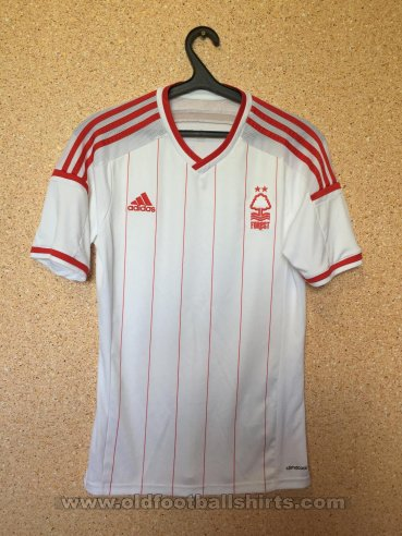 Nottingham Forest Away football shirt 2014 - 2015