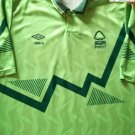 Third football shirt 1991 - 1993