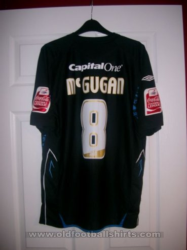 Nottingham Forest Third baju bolasepak 2007 - 2009