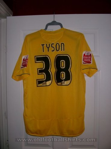 Nottingham Forest Third football shirt 2006 - 2007