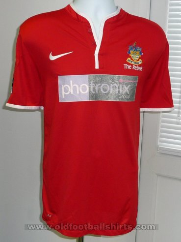 Worthing Home football shirt 2014 - 2015