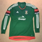 Goalkeeper football shirt 2015 - 2017