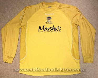 Worthing Away Camiseta de Fútbol 2007 - 2008