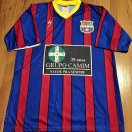 Barcelona Esporte Clube football shirt 2010