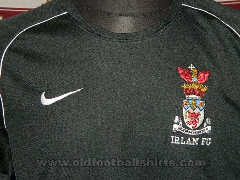 Irlam F.C. Unknown shirt type (unknown year)