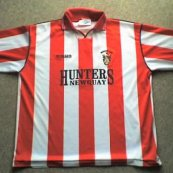 Home football shirt 2001 - 2004