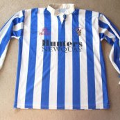 Away football shirt 1999 - 2001