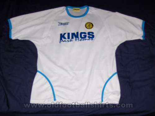 Canvey Island Away football shirt 2004 - 2005