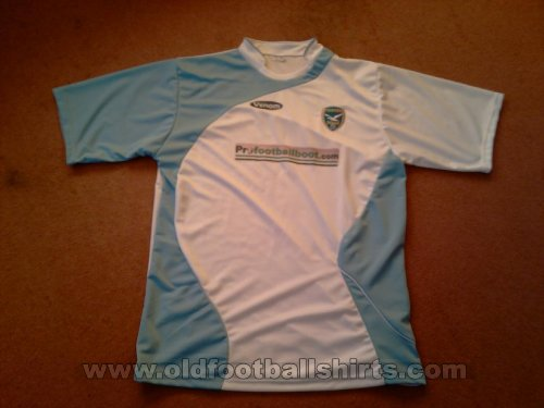 Canvey Island Away football shirt 2010 - 2011