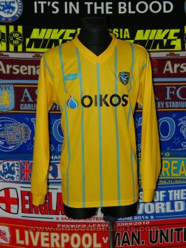 Canvey Island Home football shirt (unknown year)