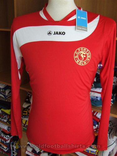 Fortuna Koln Home Maillot de foot (unknown year)
