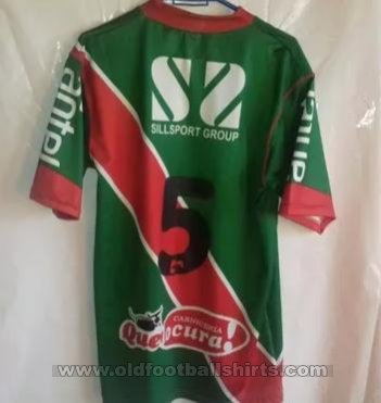 Club Atlético Boston River Home baju bolasepak 2012 - 2013