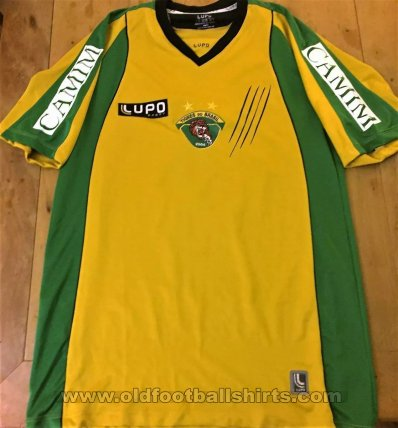 Tigres do Brasil Home football shirt 2010