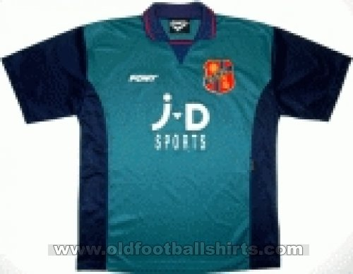 Oldham Athletic Third football shirt 1996 - 1997