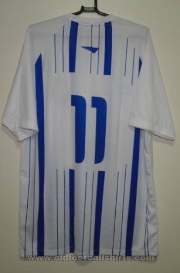 Itabuna Esporte Clube Away football shirt 2011