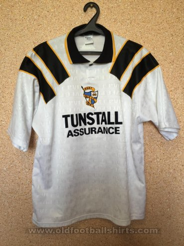 Port Vale Thuis  voetbalshirt  1993 - 1994