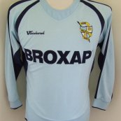 Third Maillot de foot 2005 - 2006