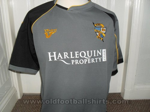 Port Vale Away baju bolasepak 2010 - 2011