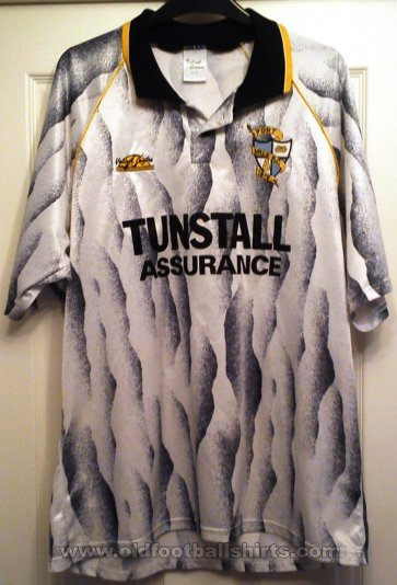 Port Vale Local Camiseta de Fútbol 1992 - 1993
