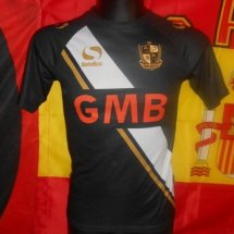 Port Vale Home Fußball-Trikots 2013 - 2014 sponsored by GMB