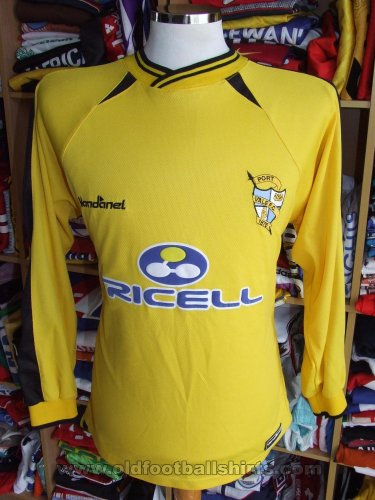 Port Vale Away football shirt 2003 - 2004