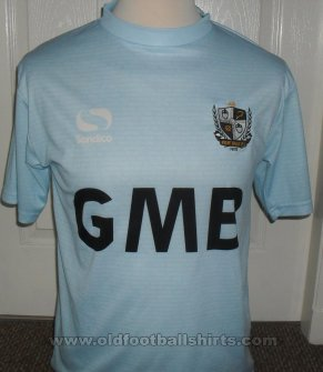 Port Vale Third football shirt 2013 - 2014
