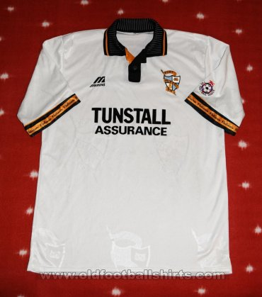 Port Vale Thuis  voetbalshirt  1995 - 1997