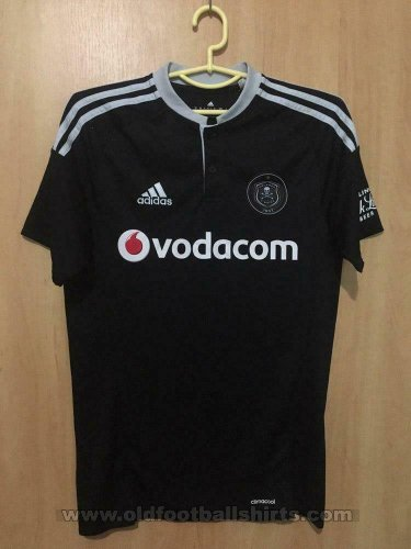 Orlando Pirates Home Maillot de foot 2015