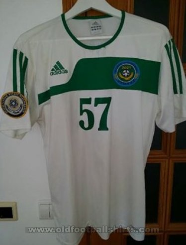 FC Atyrau Away football shirt 2011 - 2012