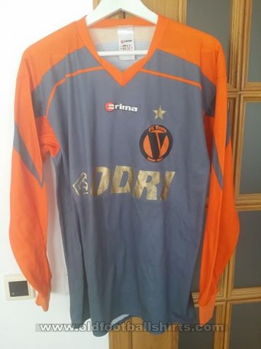 FK Venta Away football shirt 2003 - 2004