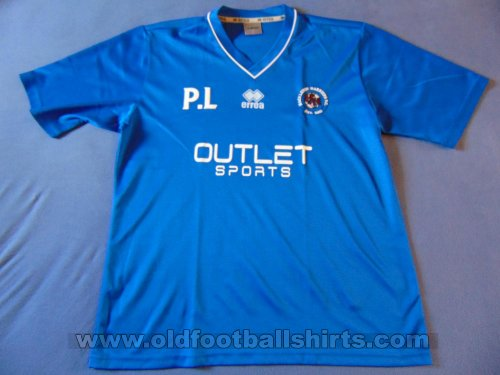 Hackleton Harriers FC Unknown shirt type (unknown year)