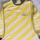Amicale Sportive Air France football shirt 1990 - 1991