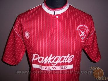 Rotherham United Home football shirt 1988 - 1989