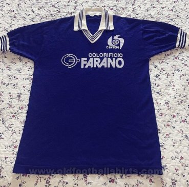 Cavese 1919 Home football shirt 1982 - 1983