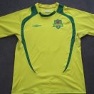 Vaslui football shirt 2010
