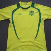 Home Maillot de foot 2010