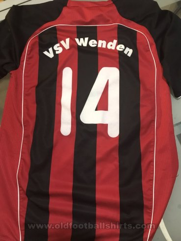 VSV Wenden Home voetbalshirt  (unknown year)
