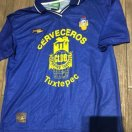 Cerveceros de Tuxtepec football shirt (unknown year)
