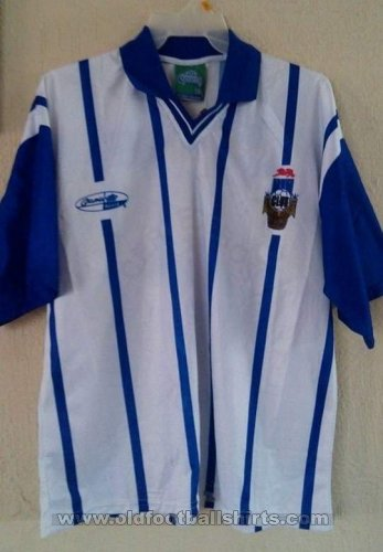 Cerveceros de Tuxtepec Away baju bolasepak (unknown year)