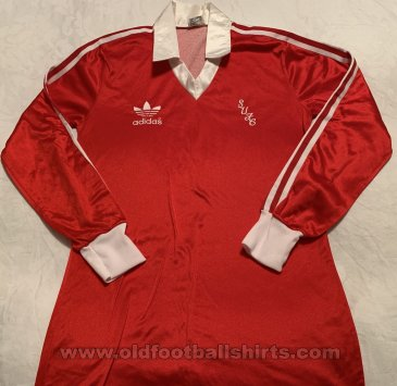 Scunthorpe United Home football shirt 1979 - 1982