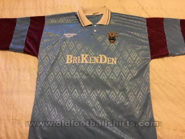 Scunthorpe United Home football shirt 1992 - 1994