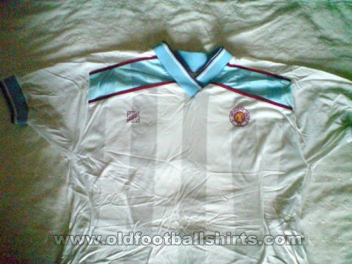 Scunthorpe United Away football shirt 1987 - 1988