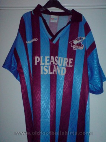 Scunthorpe United Special football shirt 1994