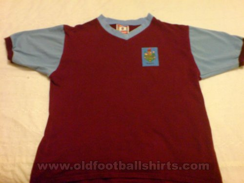 Scunthorpe United Retro Replicas Maillot de foot 1960 - ?